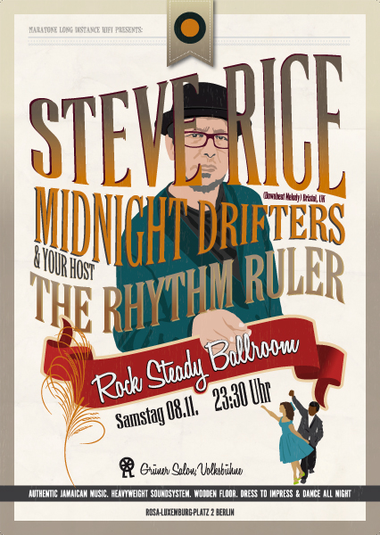 Rock Steady Ballroom Steve Rice