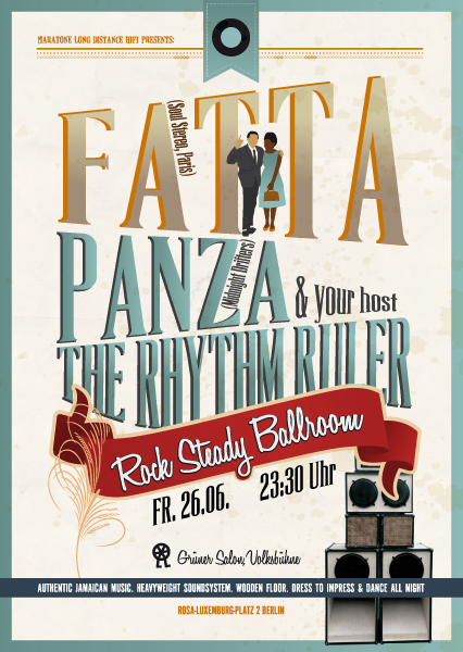 Rock Steady Ballroom Farewewell Fatta