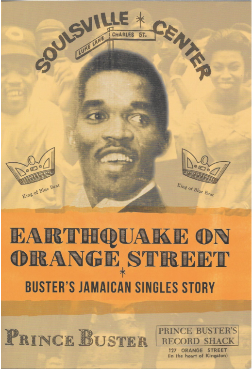 Earthquake On Orange Street: Buster's Jamaican Singles Story