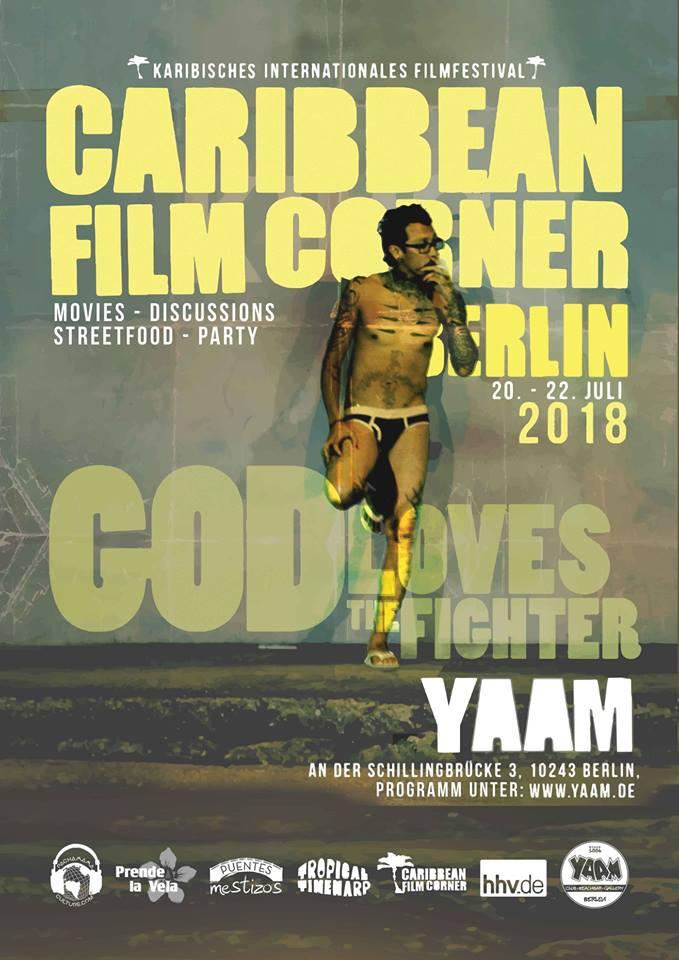Caribbean Film Corner Poster